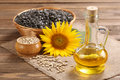 Sunflower Oil, Seed And Sunflo...