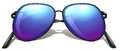 Sunglasses illustration of a close up Royalty Free Stock Image