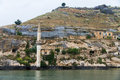 Sunken village savasan in halfeti sanliurfa turkey Stock Image