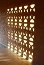 Sunlight projection Stock Photo