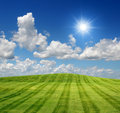 Sunny Day In the Country Royalty Free Stock Images