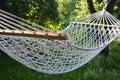 Sunny hammock Royalty Free Stock Photo