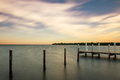 Sunrise On Captiva Pier