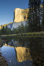 Sunrise on El Capitan Royalty Free Stock Photo