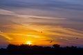 Sunrise Over Seaford