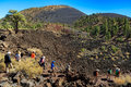 Sunset Crater Volcano Royalty Free Stock Photo