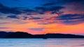 Image : Sunset of Langkawi  happy