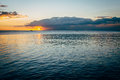 Sunset Over Manila Bay, Seen F...