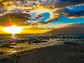 kamaole Beach Maui Royalty Free Stock Photo