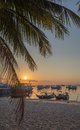 Sunset sea coast view at Koh Tao island , Samui, Thai Royalty Free Stock Photo