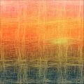 Sunset sunrise weave textured background interesting with or colorations Royalty Free Stock Images