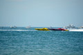 Super boat offshore races pilar vs twisted metal this is a photo of in an race Royalty Free Stock Photography