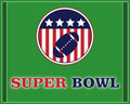 Super bowl - vector Stock Photography