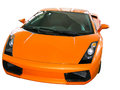 Super car Royalty Free Stock Photo