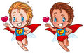 Super cupid Stock Images