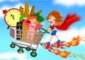 image photo : Super Mom
