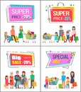 Super Price Off up to 30 Commercial Posters Set