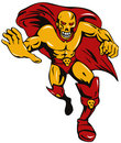 Super villain skull Royalty Free Stock Photo