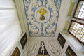 Superb interior view of Frederiksborg Castle Royalty Free Stock Photo