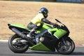 Superbike #52 Stock Photo