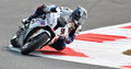 Superbike bmw motorrad motorsport leon haslam sbk team gp of monza Stock Images