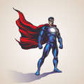 Superhero Illustration