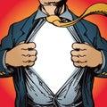 Superhero Opening Shirt