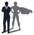 Superhrdina stín podnikatel