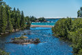 Superior Lake Royalty Free Stock Photo