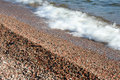 Superior Stones and Waves Royalty Free Stock Photo