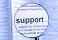 Image : Support smart embracing