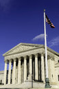 Supreme court united states washington dc Stock Photo