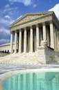 Supreme Court, Washington, DC Royalty Free Stock Photo
