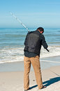 Surf Fishing In Gulf Of Mexico
