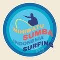 Surf illustration, vectors, t-shirt graphics