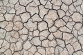 Surface of cracked earth for texture background , dried clay Royalty Free Stock Photo