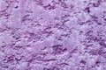Surface of purple roughness for the art background Stock Photography