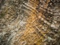 Surface roughness Stock Photo