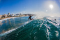 Surfing Balito Bay Water Royalty Free Stock Photography