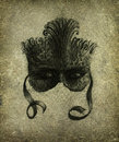 Surreal Mask Royalty Free Stock Images