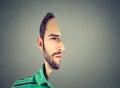 Surrealistic Portrait Front Wi...