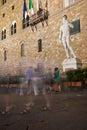 Surrounding David, Florence