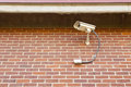 Surveillance Video Camera Royalty Free Stock Photos