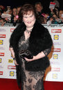 Susan boyle arriving for the pride of britain awards at the grosvenor house hotel london picture by alexandra glen featureflash Stock Photo