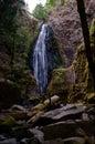 Susan creek falls oregon beautiful waterfall after a short hike Royalty Free Stock Photos