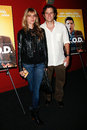 Susan misner steven pasquale new york oct actors and attend the premiere of a c o d at the landmark sunshine theater on october in Stock Photo