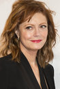 """Susan sarandon actress arrives on the red carpet for the u s premiere of """"the meddler"""" at the tribeca film festival the event Royalty Free Stock Photography"""