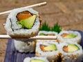 Sushi Royalty Free Stock Photography