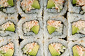 Sushi Background Royalty Free Stock Images
