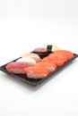 Sushi Japanese food Stock Image